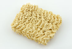 Asian ramen instant noodles Royalty Free Stock Image