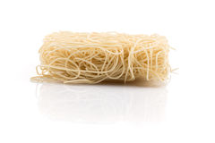 Asian ramen instant noodles Royalty Free Stock Photos