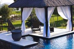 Asian resort Royalty Free Stock Photo