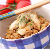 Asian Rice Royalty Free Stock Image