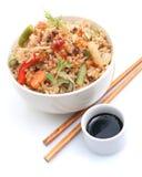 Asian rice dish Stock Photo
