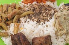 Asian rice Royalty Free Stock Image