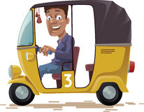 Free Asian Rickshaw Royalty Free Stock Photos - 45896328