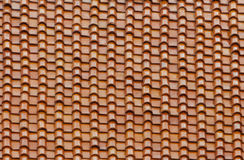 Asian roof tiles Royalty Free Stock Photography