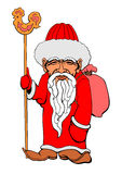 Asian Santa Royalty Free Stock Images