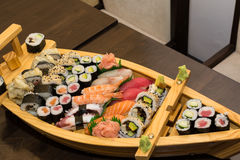 Asian sea food Royalty Free Stock Photos