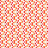 Ornate Seamless Pattern Royalty Free Stock Images