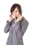 Asian secretary Stock Images