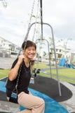 Asian senior citizen Royalty Free Stock Images