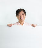 Asian senior citizen Stock Photos