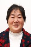 Asian senior woman Stock Photo