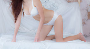 Asian sexy lady female huge breast japanese Stock Images