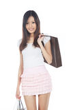Asian Shopping Stock Images