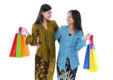 Asian shopping paradise Royalty Free Stock Photos