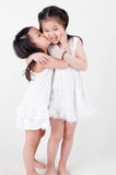 Asian siblings Royalty Free Stock Photo