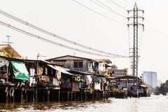Asian slums Stock Photos