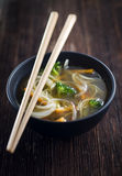 Asian soup Stock Photos