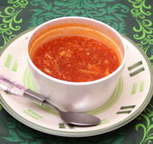 Asian soup Stock Photos