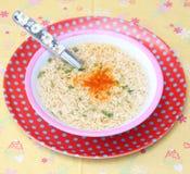 Asian soup Royalty Free Stock Photo