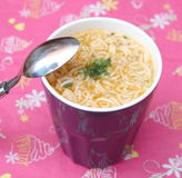 Asian Soup Stock Photography