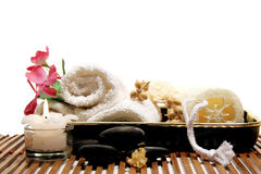 Asian Spa Royalty Free Stock Images