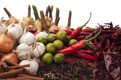 Asian Spice Royalty Free Stock Photography