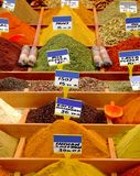 Asian spices Royalty Free Stock Photography