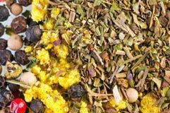 Asian spices Stock Photos