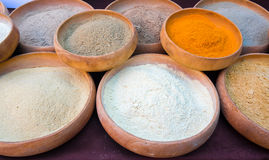 Asian spices from Chiang Mai, Thailand Royalty Free Stock Image
