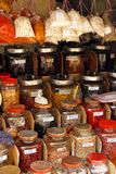 Asian spices Royalty Free Stock Photos