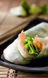 Asian spring roll Royalty Free Stock Photography