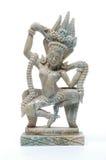 Asian Statue. Of Goddess Stock Photo