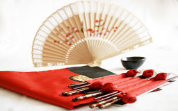 Asian still life Royalty Free Stock Photography