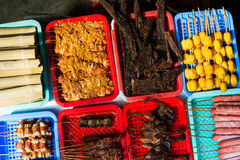 Asian street food Royalty Free Stock Images