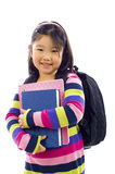Asian Student Royalty Free Stock Image