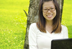 Asian Student Royalty Free Stock Photography