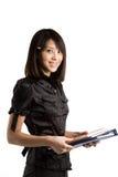 Asian student Royalty Free Stock Photos