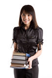 Asian student Stock Photos