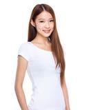 Asian student girl Stock Photos