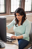 Asian student studying Stock Photos