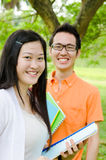Asian students Stock Image