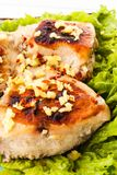 Asian Style Chicken Breast Royalty Free Stock Image