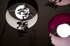 Asian style lantern Stock Photo