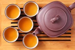 Asian tea Royalty Free Stock Image