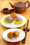 Asian Tea Brack Stock Image