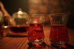 Asian tea ceremony Royalty Free Stock Image