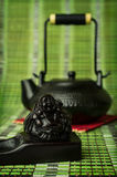 Asian Tea Party Royalty Free Stock Photography