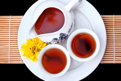 Asian tea set. Stock Images