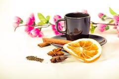 Asian tea set Royalty Free Stock Photos