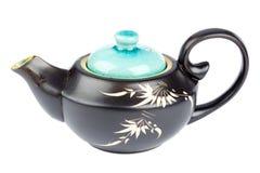 Asian teapot Royalty Free Stock Photo
